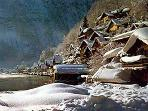 Hallstatt, a picture-postcard reality