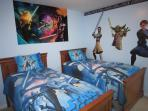 Star wars Room for kids