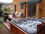 The Hot Tub!