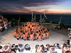 Cliff Top Sunset Kecak Dances at the Nearby Uluwatu Temple are Amazing