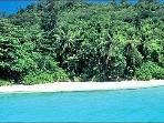 Anse Royale Coastline