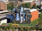 Weisman Art Museum on the U of M campus, 35 minute walk.