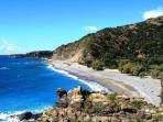 Korakas beach - Rodakino Crete