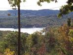 Fall Colors over Table Rock Lake