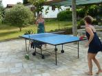 Yavanna - Table Tennis!