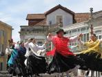 Yavanna - Local Dancing - There are many Fiestas you can watch