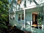 Adorable, Historic Home Reflecting The Funky Attitude of Key West
