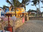 View Towards Villa Leone From Villa Flamingo