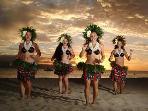 Old Lahaina Luau 2 Blocks Away (Best on Maui)