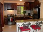 Fully Equipped Kitchen, Granite tops, Stainless appliances fully equipped.