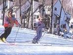 Sundog Ski Trail Sunrise Condos