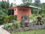 Mayan Zen Garden