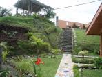 Front Garden Stairs