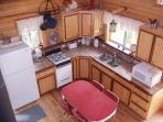 kitchen quest cabin
