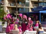 Hula demonstration