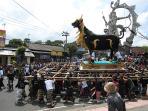 Typical Ubud Knaben Ceremony