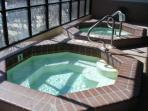 Three Hot Tubs