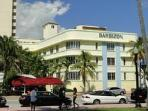 The Art Deco Barbizon on Ocean Drive