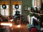 Decorated for the Holiday Tour of Homes