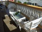 2nd Floor Balcony _ Alfresco Dining _ spectacular views