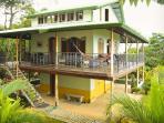 Casa Loma EPIC Ocean Views 8mins a Dominical de surf