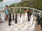 Every chess move looks great from this view