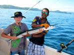 Deep Sea fishing!