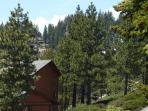 Enjoy the views and clean mountain air at my Incline Village home.