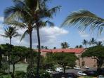 Maui Vista Resort Tennis courts and Security patrolled parking lots