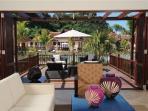 Buccament Bay: 1 Bedroom Villa Garden View