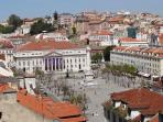 Surroundings: Rossio Square at 1 minute walking, 100 meters away