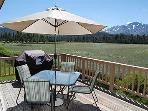 Deck with View of Tallac
