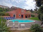 Villa Pastour Cannes Vacation Rental with a Pool