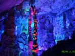 Reed Flute cave, half hour drive