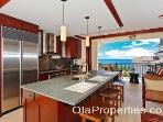 Ocean Views From Living Area and Kitchen
