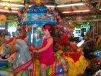 Carousel in Cernobbio-Guaranteed Fun