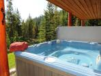 Hot Tub - Summer