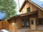 Elk Lodge Front Door