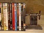 Enjoy our DVD Selection