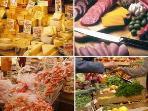 Selection of Parisian Delicacies