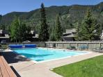 Common summer pool