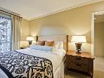 Master Bedroom in Suite 513 Konea
