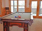 Championship Billiards Table