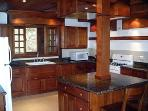 Granite Countered, Fully Applianced Kitchen