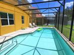 Extended Pool Deck