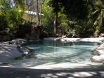 Private custom pool for guest use