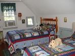 Bedroom upstairns