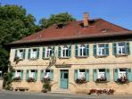 Single Room in Strullendorf - right above our restaurant, many room types available (# 1322)