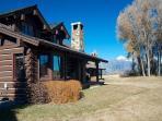 Direct Teton Views!