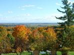 The View in Fall